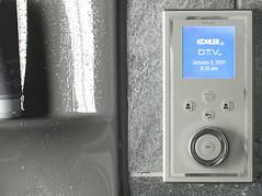 DTV Custom Showering Experience