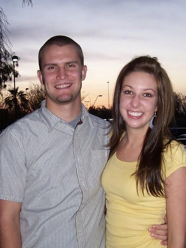 Erica and Zach