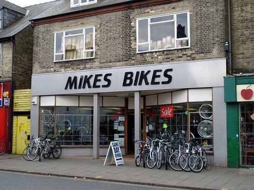 Bikes Mikes Gallery Mikes Bikes Mill Road