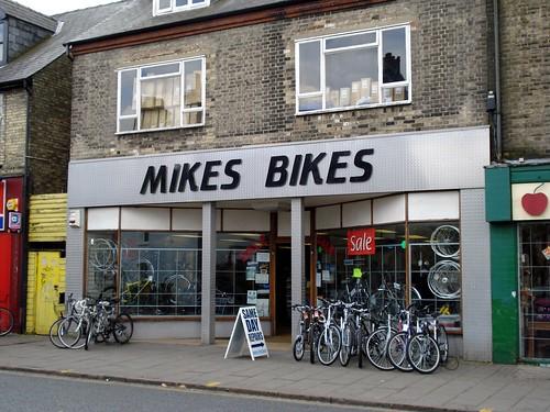 Bikes Mikes Mikes Bikes Mill Road