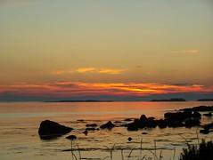 Rocks (joyfuljunebug) Tags: sunset sky color water rocks novascotia z650 naturesfinest blueribbonwinner splendiferous superbmasterpiece diamondclassphotographer