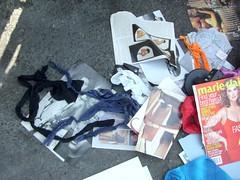 Alley Panties (See El Photo) Tags: california 15fav fashion panties trash paper weird photo alley odd melrose basura ontheground magazines mags undies underware 1f faved desperdicios fashionmagazine melroseca