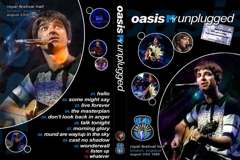Concertdvdfull Oasis Mtv Unplugged 1996