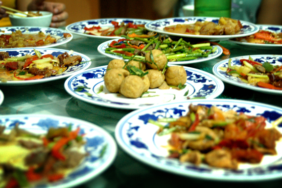 Yangshuo Family Meal