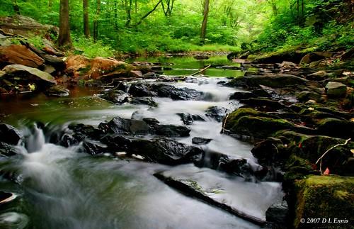 Silken Stream