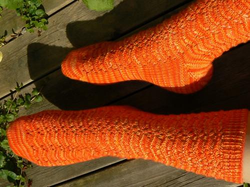 Marigold Socks 2