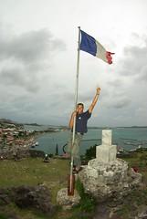 imgp9668.jpg (gadl) Tags: france french saintmartin fort flag français drapeau guno fortlouis
