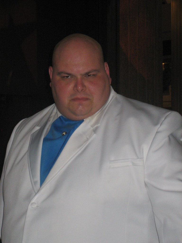 the world's most recently posted photos of costume and kingpin