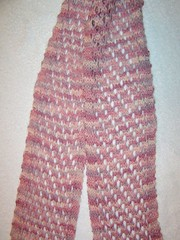 Diagonal Lace Scarf 7