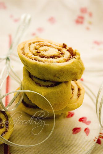 Fig Swirl Biscuits