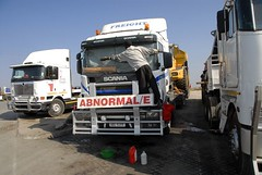 ZA 52.jpg (Claude  BARUTEL) Tags: africa truck south transport special scania