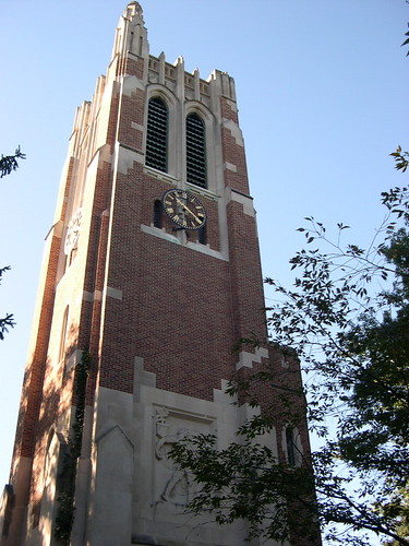 The Bell Tower at MSU