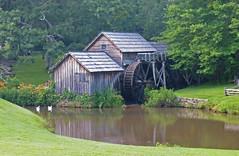 Mabry Mill (sassy_wench53 / Fran) Tags: mill blueridgeparkway mabrymill swvirginia meadowsofdanva alwaysphotographed nowihaveapic