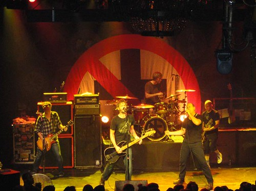 Bad Religion @ Irving Plaza, NYC