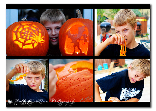 hunter pumpkin 2010
