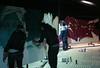 Turkesa & Saturno productions (TURKESA (old profile)) Tags: girl painting skulls skull graffiti turquoise live oops saturno turquesa turkesa phoneheads rabodiga saturnoags