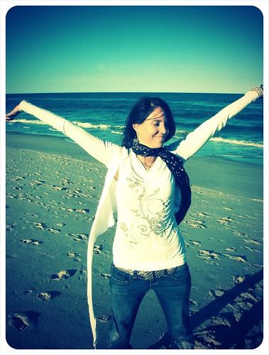 michelle: Sea Mermaid Yogi Goddess