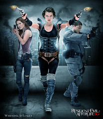 [Resident Evil: Afterlife] - Whendel d'Souza (W h e n d e l l) Tags: claire evil ali larter milla afterlife jovovich millajovovich resident redfield recomeço mywinners alilarter claireredfield residentevilafterlife whendeldsouza residentevilorecomeço