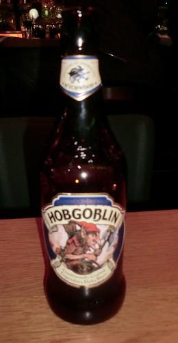 Perfekt öl för Halloween