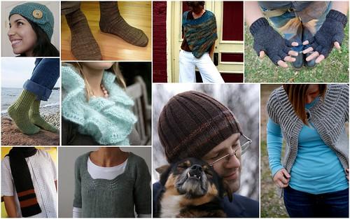 Knitting Gifting