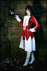 Alice B-Rabbit Pandora Hearts Cosplay