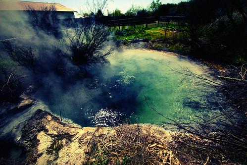 Rotorua Inner City Hot Pool