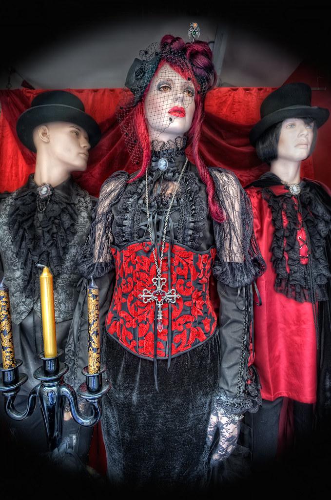 Goth Subculture – Subcultura Gótica, HDR