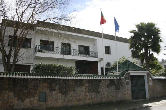 Embaixada de Portugal em Rabat Marrocos
