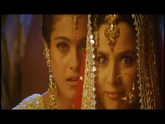 Yeh Ladka Hai Allah Hai Hai Re Allah! (Indari) Tags: cinema nose eyes simone indian traditional earring marriage ring clothes bollywood re hai hindi allah tikka bindi singh yeh haay khushi kajol dulhan ladki gham k3g mukherji devgan kabhi ladka khabhie