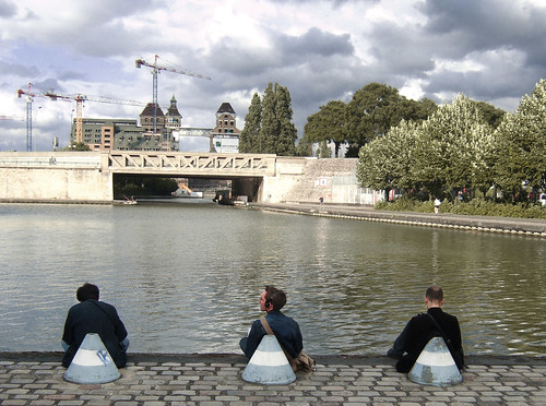 One two three (four)
