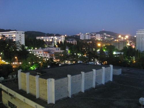 Sochi By Night