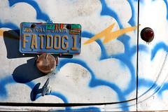 Fatdog's Car Of Clouds (Jack Hess) Tags: california berkeley cedarst fatdog1 petersautomotive 1on1colorfulphotooftheweek 1on1colorfulphotooftheweekjuly2007