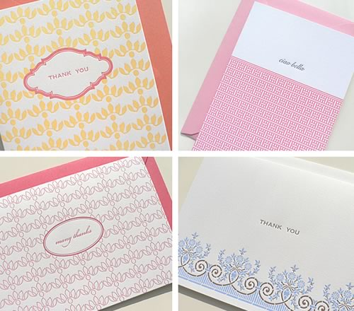 Blue Ribbon Stationery