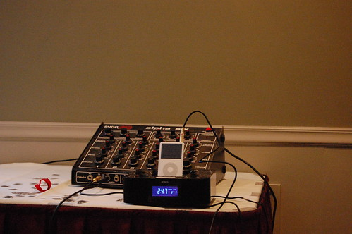 iPod & the Dancefloor