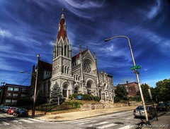Church 2 (Barry J. Schwartz) Tags: philadelphia church hdr barryschwartz barryjschwartz