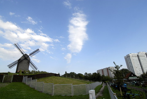 Windmühle in Marzahn