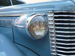 Buick Headlamp - 1938 (MR38) Tags: buick 1938 headlight whittier
