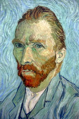 Paris - Muse d'Orsay: Vincent Van Gogh's Portrait de l'artiste (wallyg) Tags: selfportrait paris france art museum painting europe muse orsay vangogh museedorsay dorsay musedorsay vincentvangogh orsaymuseum portraitdelartiste