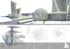 7 (_Kozzie) Tags: architecture project design office student poland lodz