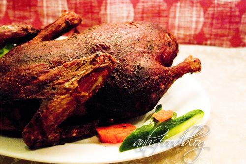 Sichuan Crispy Duck
