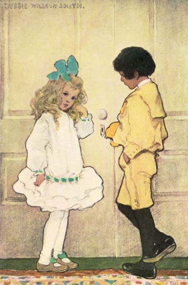 Jessie Willcox Smith, 1