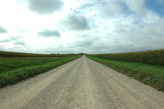 Gravel Road by DannyBen on Flickr!