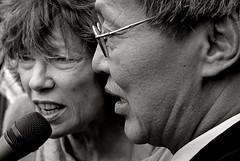 Jane Birkin and Dr. Sein Win in Paris, France