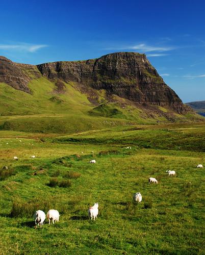 El faro tras el Peñasco. Skye (3). Por Escocia (12)