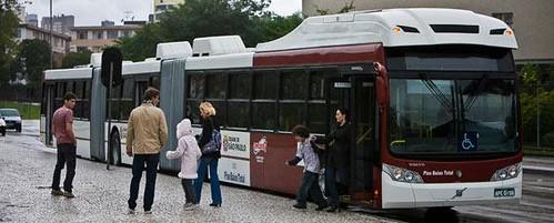 ÔNIBUS PARA BRT