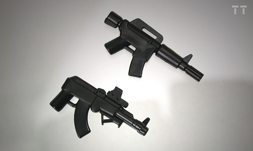 Tiny Tactical AK and M4 Upgrades