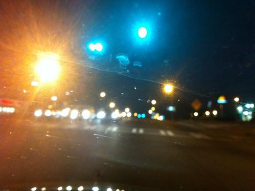 Glare Streets