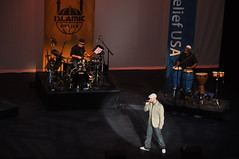Maher Zain takes the stage