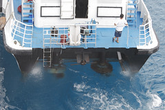 Clear Water (dbcnwa) Tags: cruise boat barco ship cruising vessel norwegian cruiseship tender jewel crucero ncl norwegiancruise norwegianjewel norwegiancruiseline ncljewel mvnorwegianjewel jewelclassship