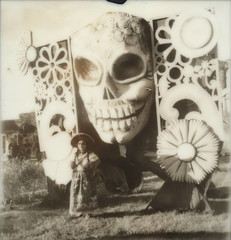 Dia De Los Muertos Celebration 1 (tobysx70) Tags: california toby slr cemetery silver project de polaroid sx70 death los time uv dia celebration tip shade 600 hollywood muertos forever hollywoodforevercemetery moment hancock 680 impossible the in px silvershade theimpossibleproject impossiblemomentintime px600uv october3020101159utc1659pdt tobyhancock impossaroid